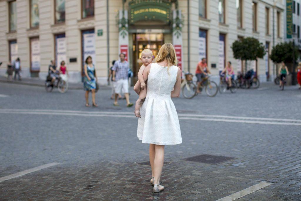 Kar petina slovenskih nosečnic se sooča z depresijo