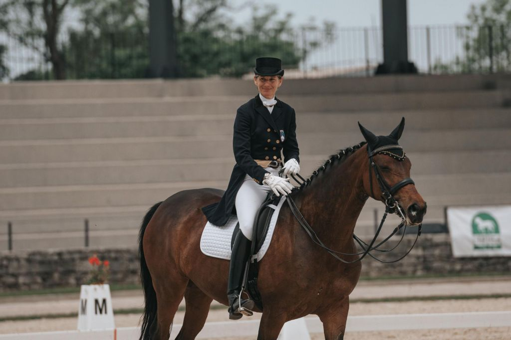 Lepota konj jo neizmerno privlači