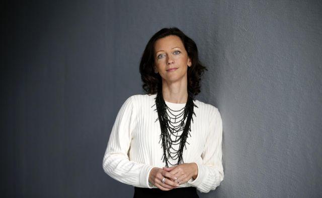 Saša Mrak, izvršna direktorica Združenja Manager Foto: Matej Družnik/Delo
