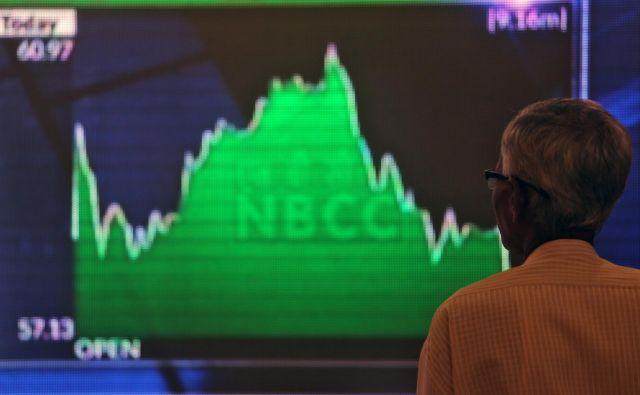 Varčevanje na banki predstavlja osnovni tip varčevanja slovenskih vlagateljev. Foto: Reuters