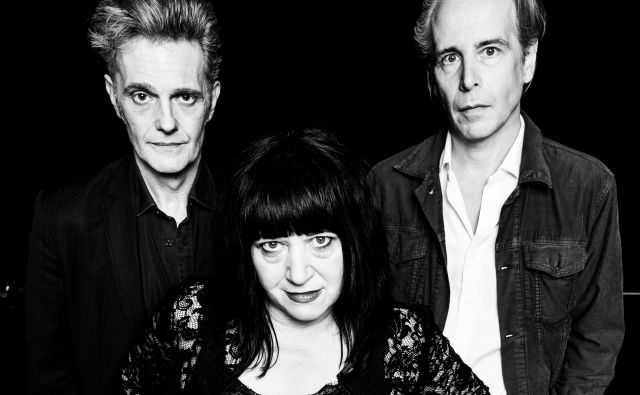 Lydia Lunch in Big Sex Noise<br /> Foto: Peter Hönnemann