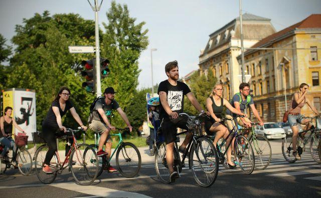 Z razvojem kolesarstva so lahko zadovoljni tudi trgovci, saj kolesarski trg nenehno raste. Foto Jure Eržen