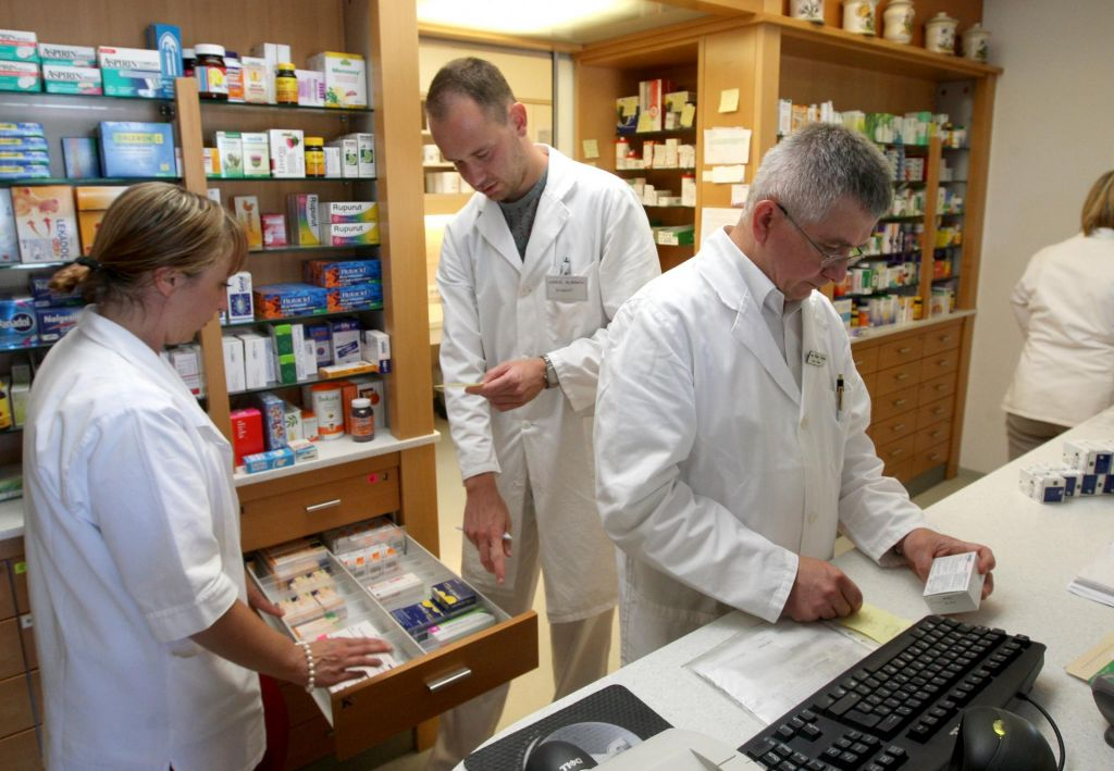 Naraščajoča poraba opioidov v Sloveniji