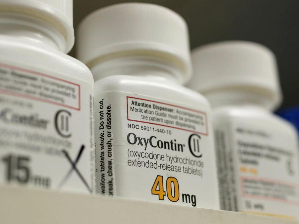 Kdo je kriv za ameriško krizo opioidov