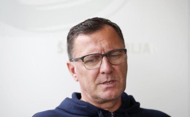 Direktor Kajakšake zveze Slovenije Andrej Jelenc je bil izjemno zadovolje s slovenskimi nastopi na evropskem prvenstvu v Franciji. FOTO: Matej Družnik/Delo