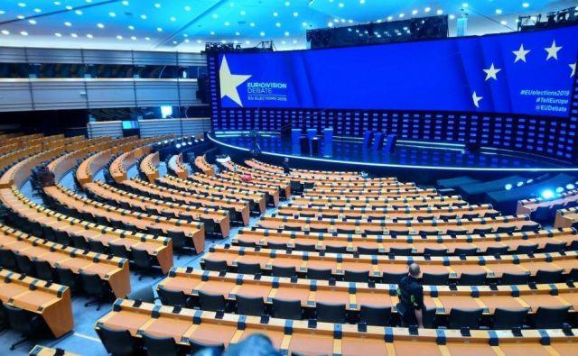 Evropski parlament Foto Milka Bizovičar