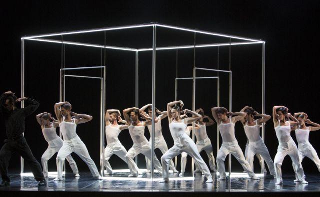Rdeča nit obeh koreografij je Bachova glasba. Foto Lorenzo Daverio