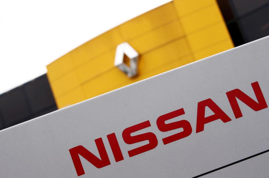 Nissan optimistično o avtomobilski mega poroki