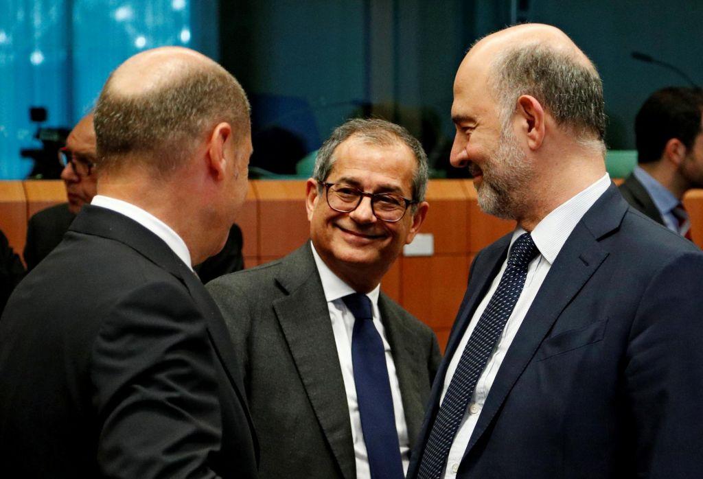 Italija brede še globlje v dolžniško močvirje