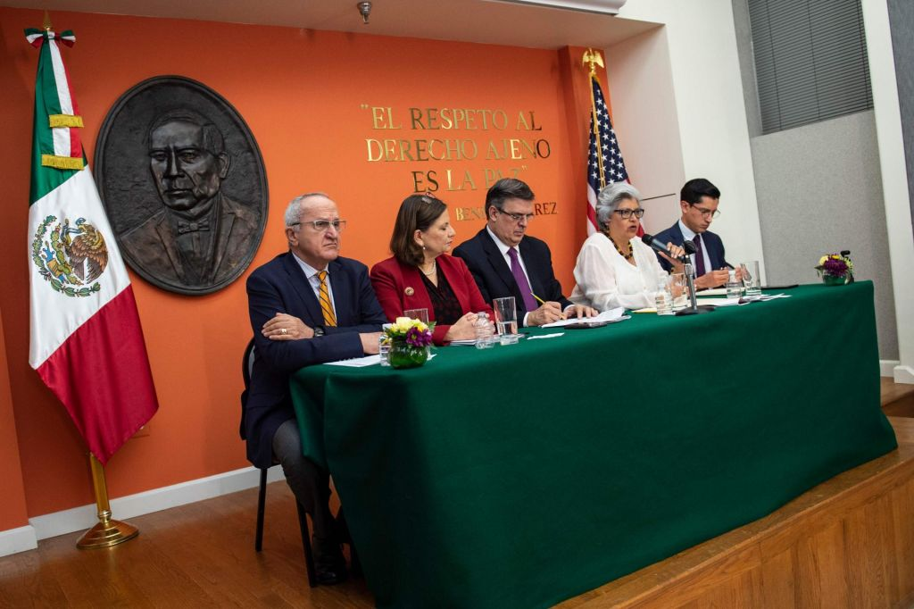 Mehiška delegacija v Washingtonu na pogovorih o Trumpovih carinah