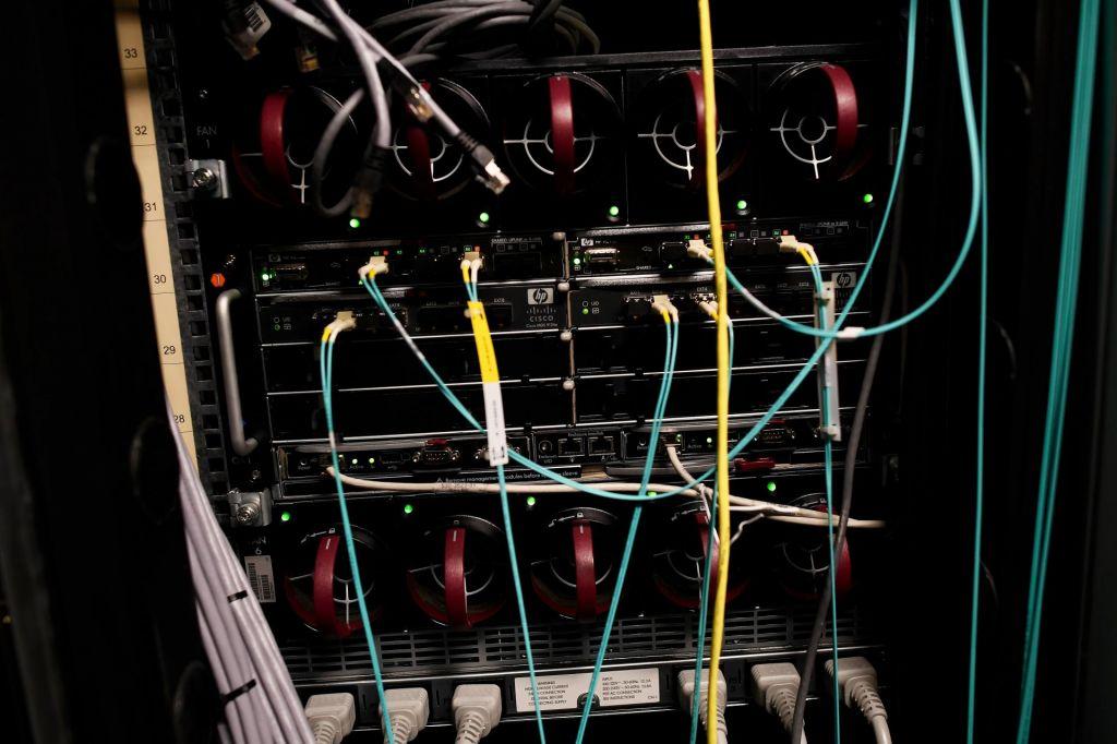 FOTO:Več je interneta, več podjetij deluje v IKT