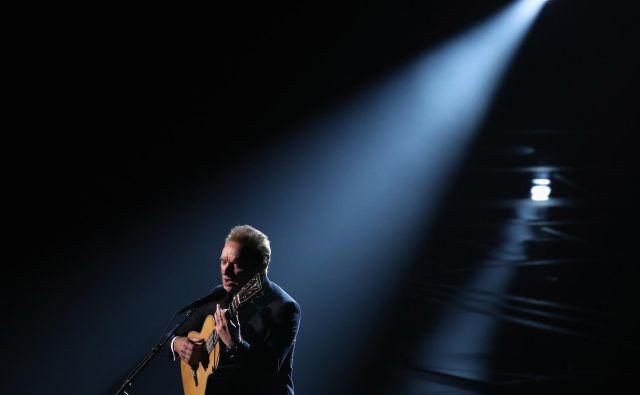 Sting bo nocoj tretjič nastopil pri nas.<br /> Foto Reuters