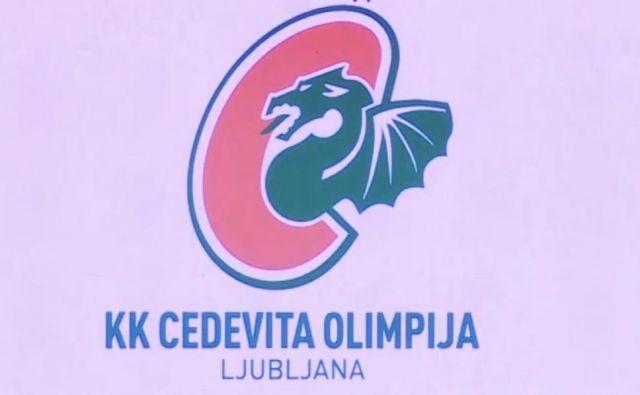 Cedevita Olimpija ima že nov grb.