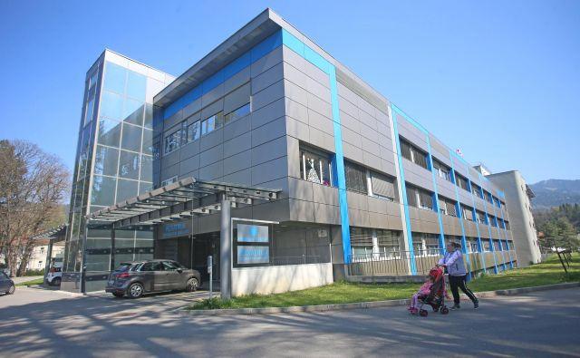 Urgentni center v Slovenj Gradcu je za polovico premajhen.<br /> FOTO: Tadej Regent