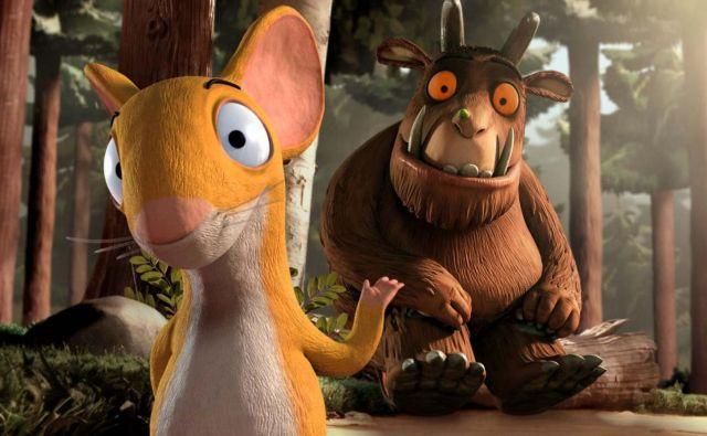 V okviru otroškega programa bo prikazan animirani film <em>Zverjasec</em>. Foto Kino Otok