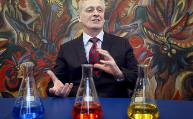 Slovenska znanstvena fundacija je imela srečo, da je bila ustanovljena že v prvih letih delovanja nove države Slovenije, takrat je bil velik interes za ureditev področja znanosti, pravi dr. Edvard Kobal. Foto Roman Šipić