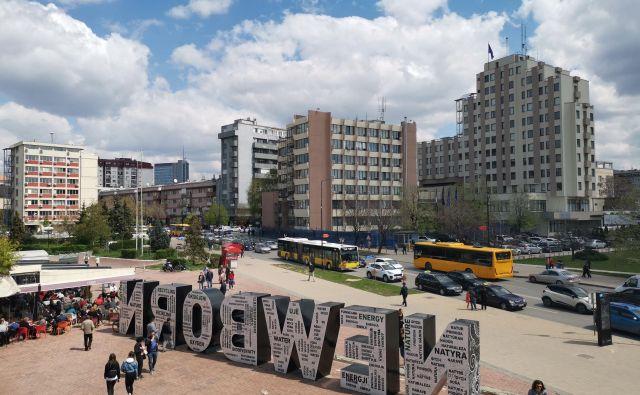 Priština. Foto Milena Zupanič