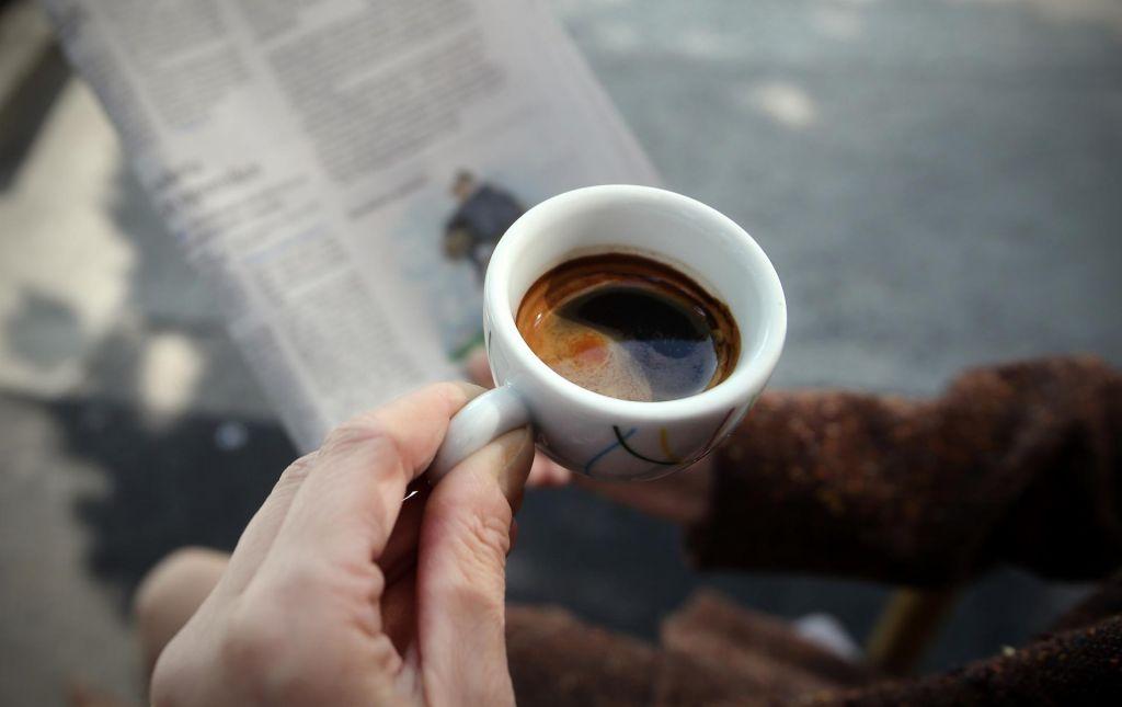Bi si upali popiti 25 kav v enem dnevu?