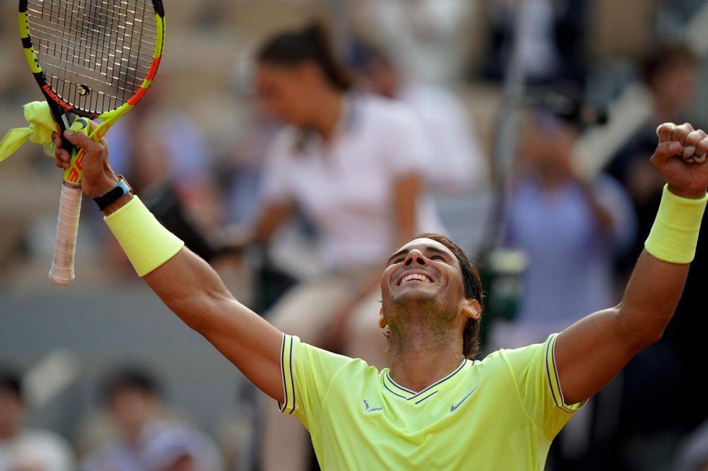 V polfinalu poslastica Nadal vs. Federer