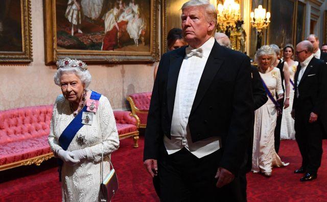 Trump je s svojim denarjem naredil točno to, kar bi volivci, ki tega denarja nimajo – ki še niso dosegli ameriškega sna. FOTO: AFP