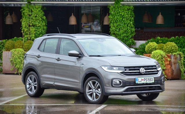 Volkswagen T-cross je odgovor nemške znamke na aktualni trend – manjše križance.