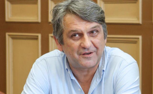 Radiolog Zoran Miloševič krivde ni priznal. FOTO: Marko Feist