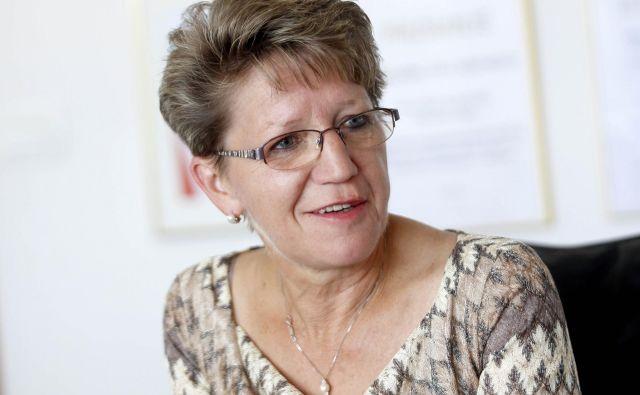 Sonja Gole, direktorica Adrie Mobil. FOTO: Roman Š�ipić