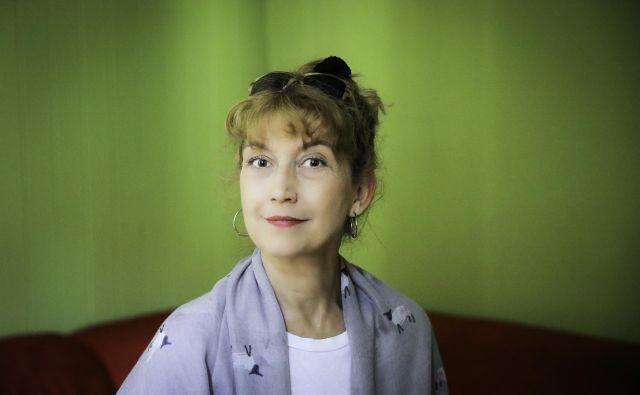 Barbara Hieng Samobor, direktorica in umetniška vodja MGL FOTO: Jože Suhadolnik