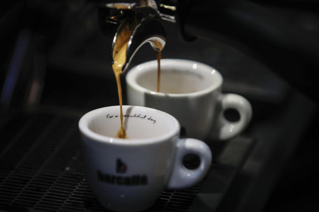 FOTO:Dobrodošla uteha za ljubitelje kave