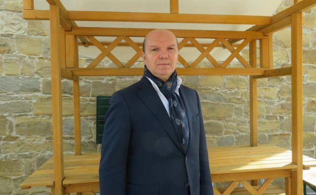 Đenio Zadković, piranski župan. FOTO: Nataša Čepar