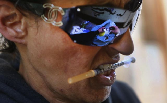 Približno 96 milijonov odraslih Evropejcev je že poskusilo neko prepovedano drogo. FOTO: Yannis Behrakis/Reuters