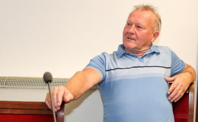 Darko Kuzmič zahteva 100.000 evrov odškodnine. FOTO: Marko Feist