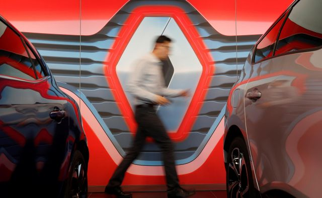 V Renaultu so zaradi odločitve Fiata Chryslerja razočarani. Foto Reuters