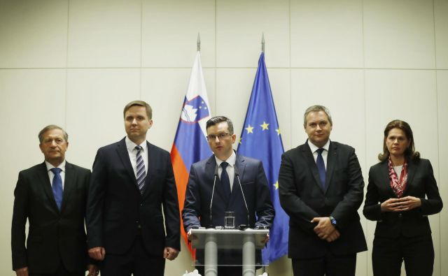 Koalicijski partnerji bodo po treh mesecih na vrhu znova razpravljali o prednostnih nalogah in načinu, kako jih izpolniti. FOTO: Leon Vidic/Delo