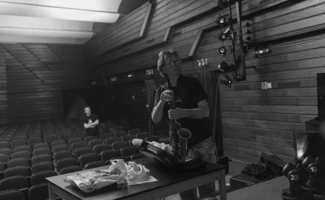John Zorn. FOTO: Armin Smailović/Jazz Fest Sarajevo 2018