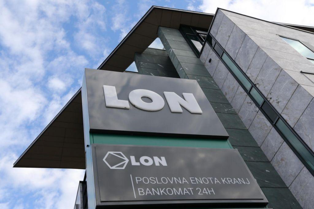 Banka Slovenije lastnikom Lona vzela glasove