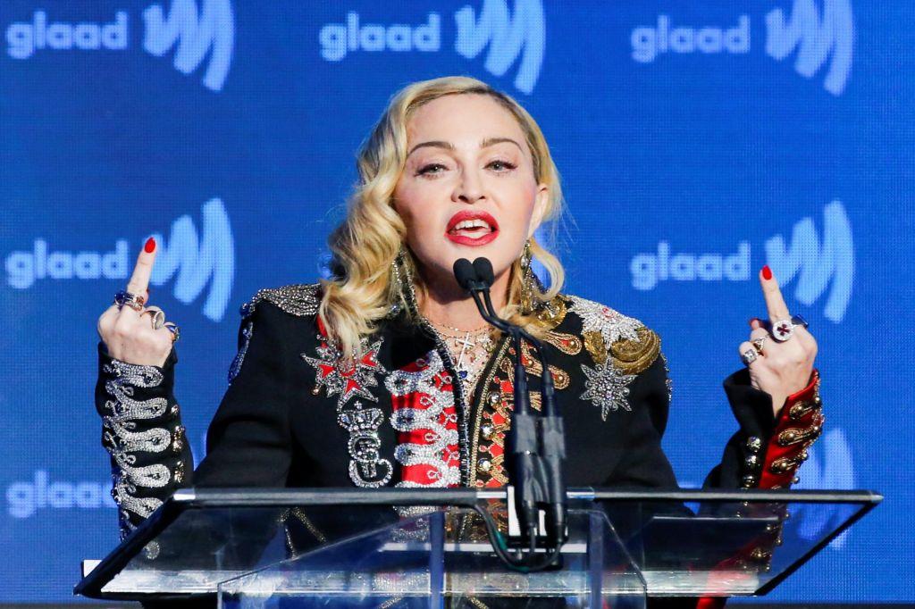 Madonna: Weinstein je tudi z mano šel krepko čez vse meje