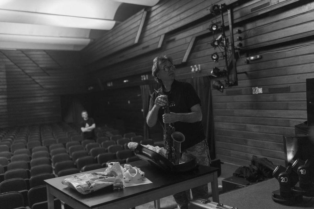 John Zorn: Zanima me humanost, ne spektakel