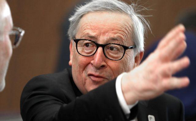 Jean-Claude Juncker. FOTO: Reuters