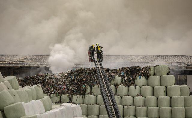 Nova pravila naj bi onemogočila kopičenje odpadne embalaže in tudi požare. FOTO: Voranc Vogel/Delo