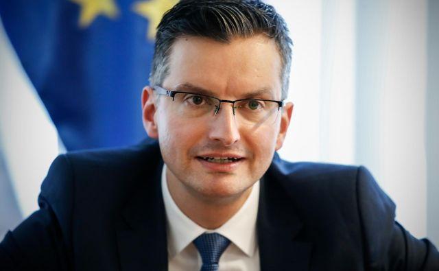Marjan Šarec pričakuje spremembe pri prodaji bank. FOTO: Uroš Hočevar/Delo