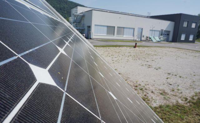 Prizidek Inštituta za energetiko v Krškem. FOTO: Janoš Zore