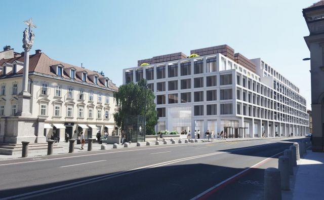 Šumijev kvart bo zdaj bolj povezan z mestnim življenjem. Mestnotvorni program je po besedah arhitektov eden največjih preskokov v primerjavi s preteklimi rešitvami. Foto Šumijev kvart