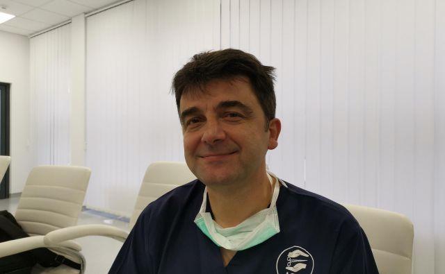 Prof. dr. Miroslav Djorjević, kirurg, ki je spremenil genitalije že več kot 1500 transspolnim osebam, tudi enajstim iz Slovenije. FOTO: Milena Zupanič