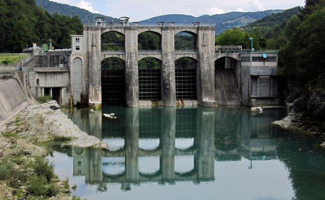 »Nerazumljivo je, da narodno bogastvo naših rek puščamo neizkoriščeno v energetske namene.« Foto Blaž� Samec