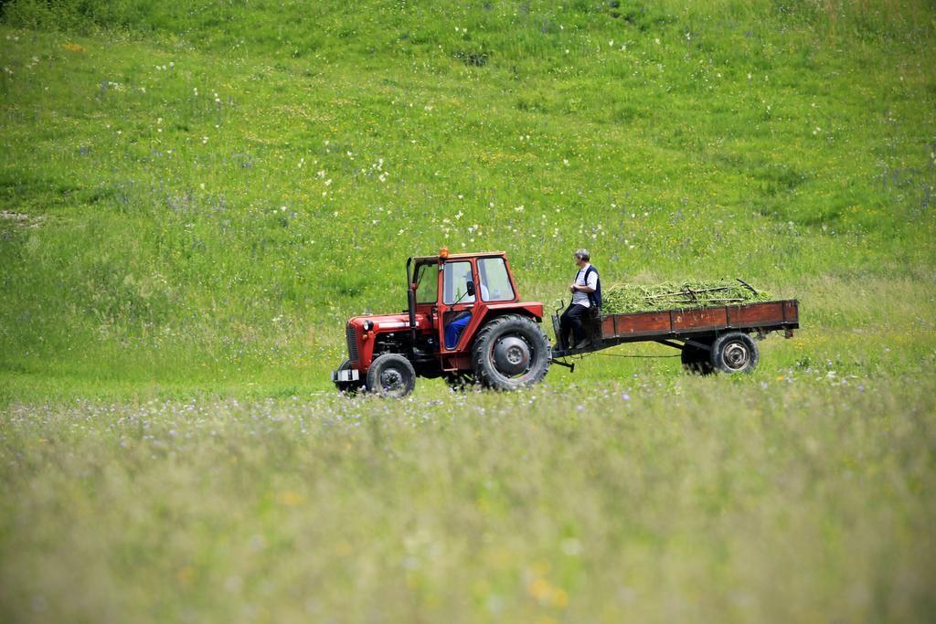 V traktorski nesreči umrl 63-letnik