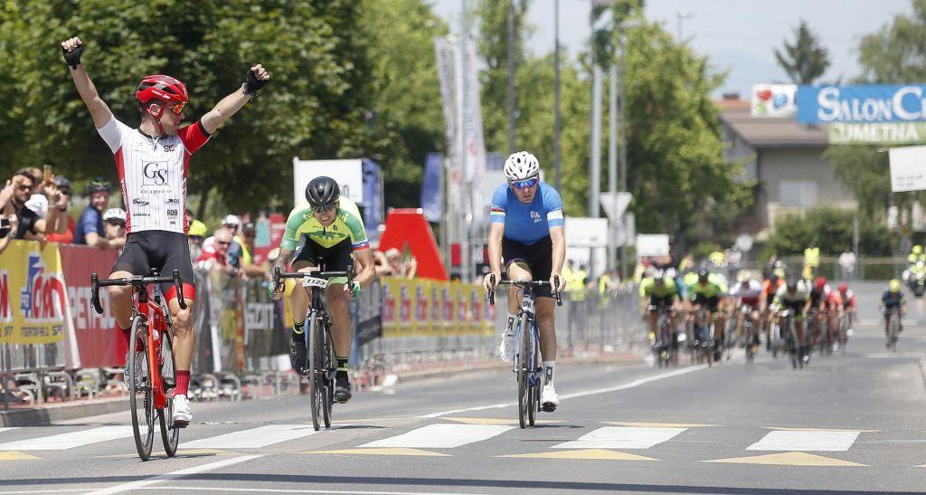 FOTO:Zmagovalec velikega maratona je Italijan Fedele