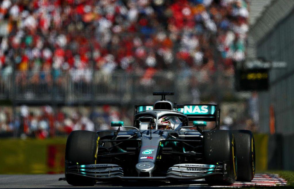 Vettel kaznovan, zmaga Hamiltonu