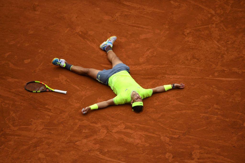 Roger je motivacija, ne obsedenost