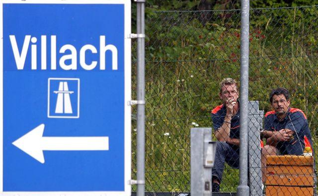 Avstrijski sindikati od evropske komisije pričakujejo, da preuči »slovenski poslovni model izvoza poceni delovne sile«. FOTO: Matej Družnik/Delo